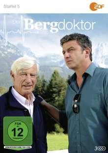 Der Bergdoktor Staffel 5 (2012), 3 DVDs