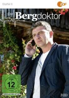 Der Bergdoktor Staffel 6 (2013), 3 DVDs