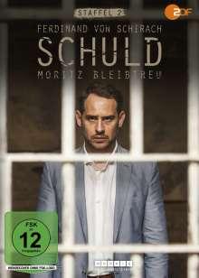Schuld Staffel 2, DVD