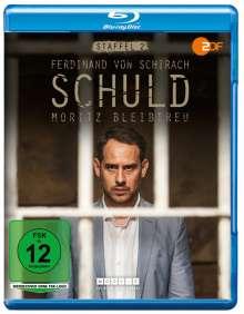 Schuld Staffel 2 (Blu-ray), Blu-ray Disc