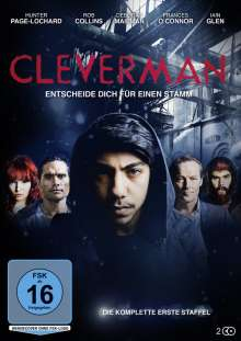 Cleverman Staffel 1, 2 DVDs