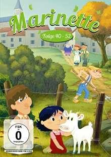 Marinette Folge 40-52, DVD