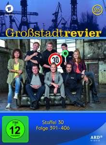 Großstadtrevier Box 26 (Staffel 30), 4 DVDs