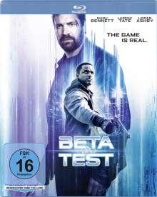 Beta Test (Blu-ray), Blu-ray Disc