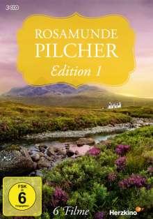 Rosamunde Pilcher Edition 1 (6 Filme auf 3 DVDs), 3 DVDs