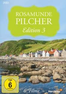 Rosamunde Pilcher Edition 3 (6 Filme auf 3 DVDs), 3 DVDs