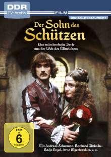 Der Sohn des Schützen, DVD
