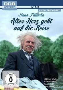 Altes Herz geht auf die Reise, DVD