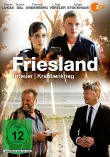 Friesland: Irrfeuer / Krabbenkrieg, DVD