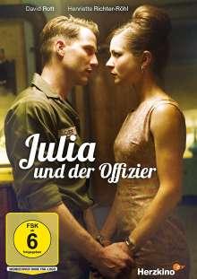 Julia und der Offizier, DVD