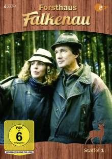 Forsthaus Falkenau Staffel 1, 4 DVDs