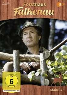 Forsthaus Falkenau Staffel 2, 4 DVDs