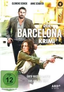Der Barcelona Krimi: Über Wasser halten / Tod aus der Tiefe, DVD