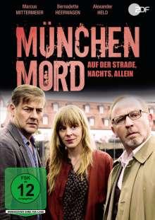 München Mord: Auf der Straße, nachts, allein, DVD