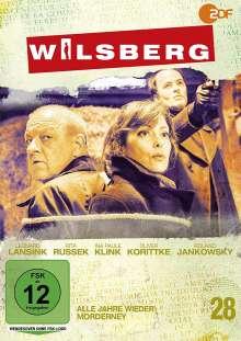 Wilsberg DVD 28: Alle Jahre wieder / Morderney, DVD