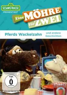 Sesamstrasse präsentiert: Eine Möhre für Zwei - Pferds Wackelzahn und andere Geschichten, DVD