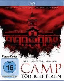 Camp - Tödliche Ferien (Blu-ray), Blu-ray Disc