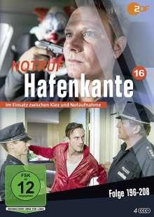 Notruf Hafenkante Vol. 16 (Folge 196-208), 4 DVDs