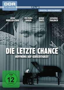 Die letzte Chance, DVD