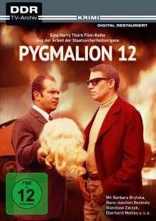 Pygmalion 12, DVD