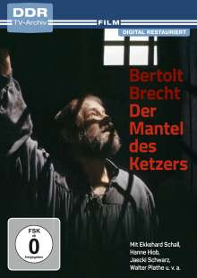 Der Mantel des Ketzers, DVD