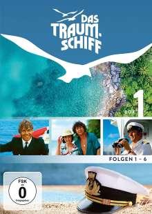 Das Traumschiff Box 1, 3 DVDs