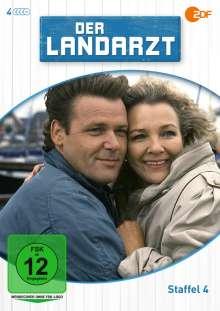 Der Landarzt Staffel 4, 4 DVDs