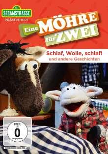 Sesamstrasse präsentiert: Eine Möhre für Zwei - Schlaf, Wolle, schlaf! und andere Geschichten, DVD