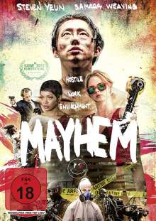 Mayhem, DVD