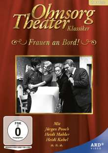 Ohnsorg Theater: Frauen an Bord!, DVD