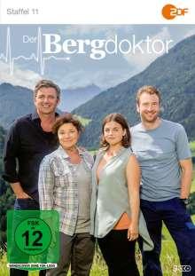 Der Bergdoktor Staffel 11 (2018), 3 DVDs