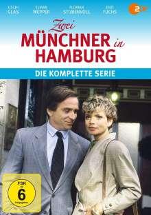 Zwei Münchner in Hamburg Staffel 1-3 (Komplette Serie), 12 DVDs