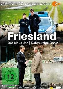 Friesland: Der blaue Jan / Schmutzige Deals, DVD