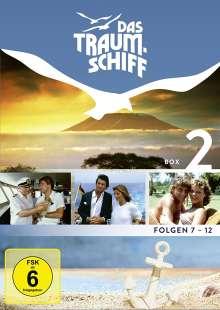 Das Traumschiff Box 2, 3 DVDs