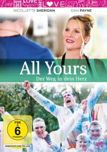 All yours, DVD