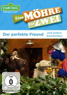 Sesamstrasse präsentiert: Eine Möhre für Zwei - Der perfekte Freund und andere Geschichten, DVD