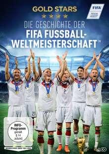 Die Geschichte der FIFA Fussball-Weltmeisterschaft, 2 DVDs