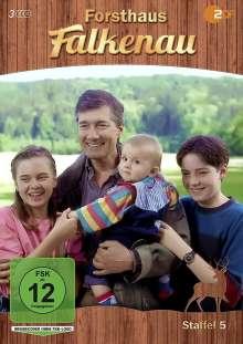 Forsthaus Falkenau Staffel 5, 3 DVDs