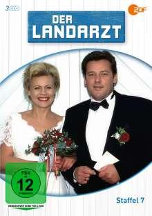 Der Landarzt Staffel 7, 3 DVDs