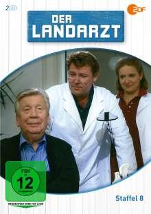 Der Landarzt Staffel 8, 2 DVDs
