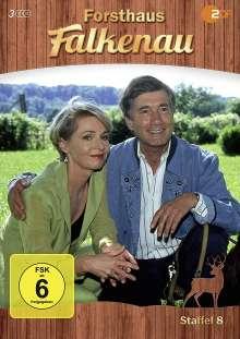 Forsthaus Falkenau Staffel 8, 3 DVDs
