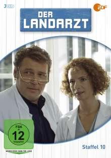 Der Landarzt Staffel 10, 3 DVDs