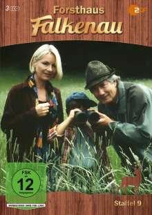 Forsthaus Falkenau Staffel 9, 3 DVDs