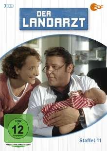 Der Landarzt Staffel 11, 3 DVDs