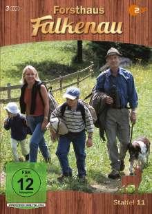 Forsthaus Falkenau Staffel 11, 3 DVDs
