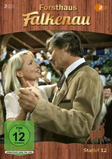 Forsthaus Falkenau Staffel 12, 3 DVDs