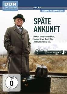 Späte Ankunft, DVD