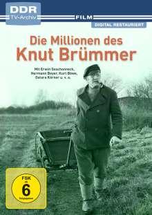 Die Millionen des Knut Brümmer, DVD