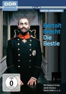 Die Bestie, DVD