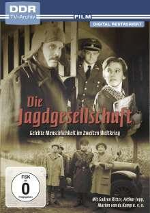 Die Jagdgesellschaft, DVD